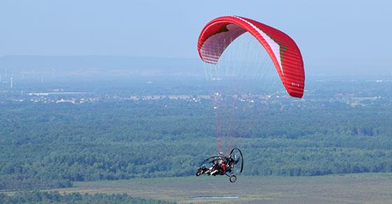 Condor - Tandem paramotor   Gin Gliders
